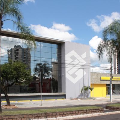 Agência Banco do Brasil - Marília - SP