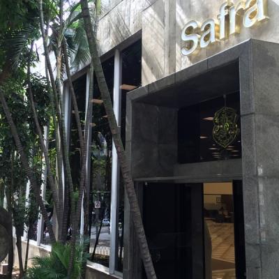 Agência Banco Safra - Belo  Horizonte - Mg