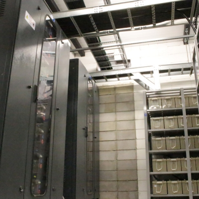 Empresa de Telecomunicações - Usina de Geração