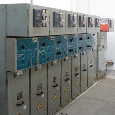 Empresa de Telecomunicações - Subestação